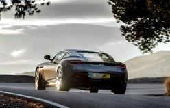 Aston Martin DB11 на автосалоні в Женеві 2016
