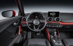 Audi Q2 на автосалоні в Женеві 2016