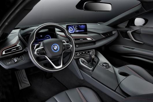 BMW i8 Protonic Red Edition на автосалоні в Женеві 2016