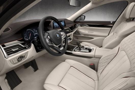 BMW M760Li xDrive Excellence на автосалоні в Женеві 2016