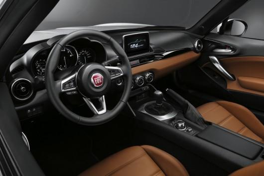Fiat 124 Spider EU-Spec на автосалоні в Женеві 2016