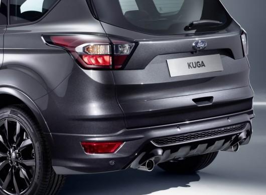 Ford Kuga на автосалоні в Женеві 2016