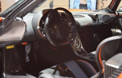 Koenigsegg Agera Final на автосалоні в Женеві 2016