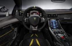 Lamborghini Centenario LP770-4 на автосалоні в Женеві 2016