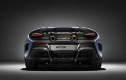 McLaren 675LT MSO на автосалоні в Женеві 2016