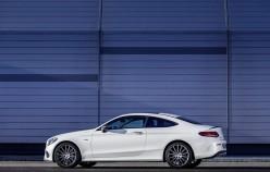 Mercedes-AMG C43 Coupe на автосалоні в Женеві 2016