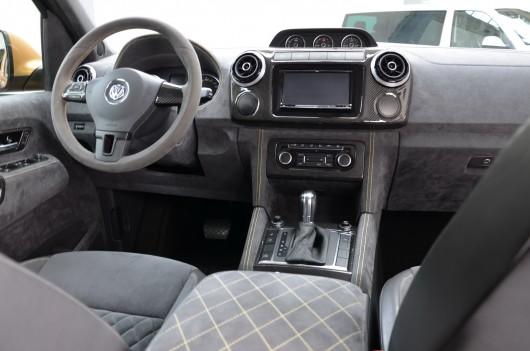 MTM VW Amarok V8 на автосалоні в Женеві 2016