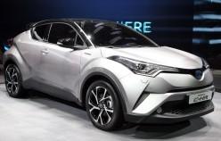 У Женеві показали довгоочікувану новинку - Toyota C-HR