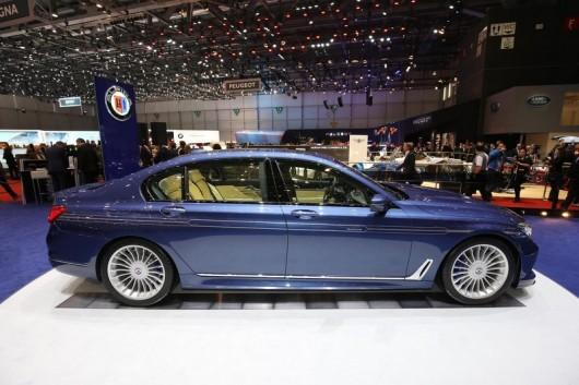 Alpina B7 Bi-Turbo зявився на Женевському мотор шоу