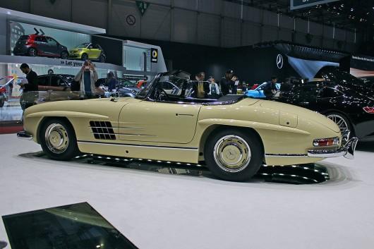 Самі красиві і некрасиві автомобілі на автосалоні в Женеві
