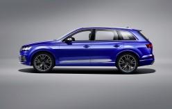 Audi SQ7 TDI представляє перший серійний кросовер з електричним компресором