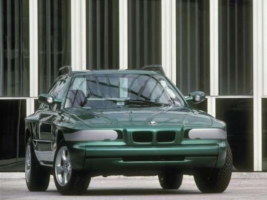 Концепткары BMW які дійшли до серійного виробництва