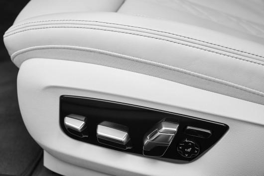 Фотографії та перші технічні характеристики нового BMW 5 Series