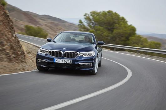 2017 BMW 5 серії G30: Нові технології та нові версії